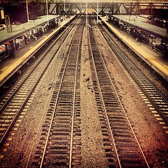 #train #station #tracks #streetphotography #vagabond