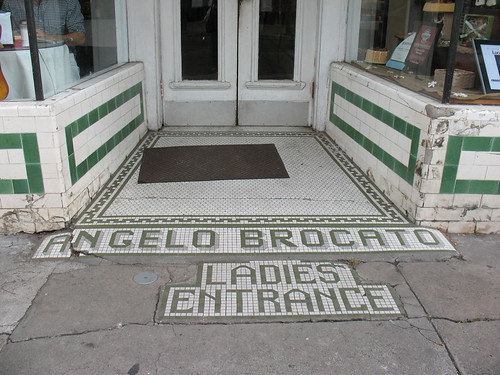 Angelo Brocato - Ladies Entrance