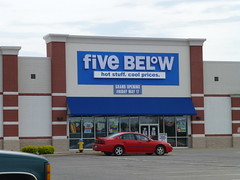 Five Below in Mansfield (Ontario), Ohio