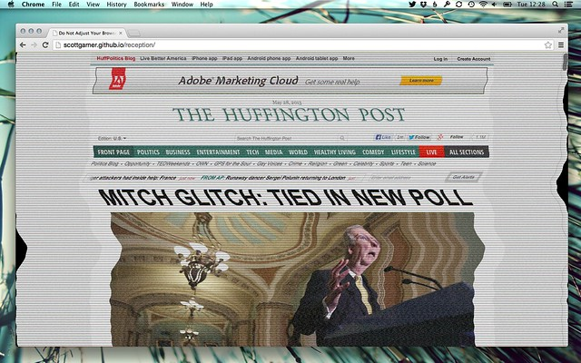 Reception: The Huffington Post