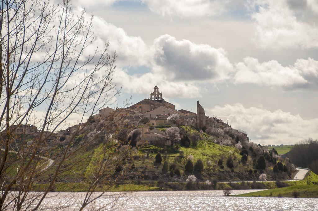 Vista de Maderuelo-Segovia