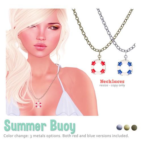 *MishMish* Summer Buoy