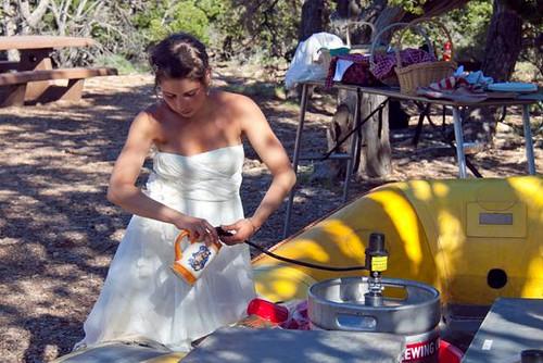 brideskeg
