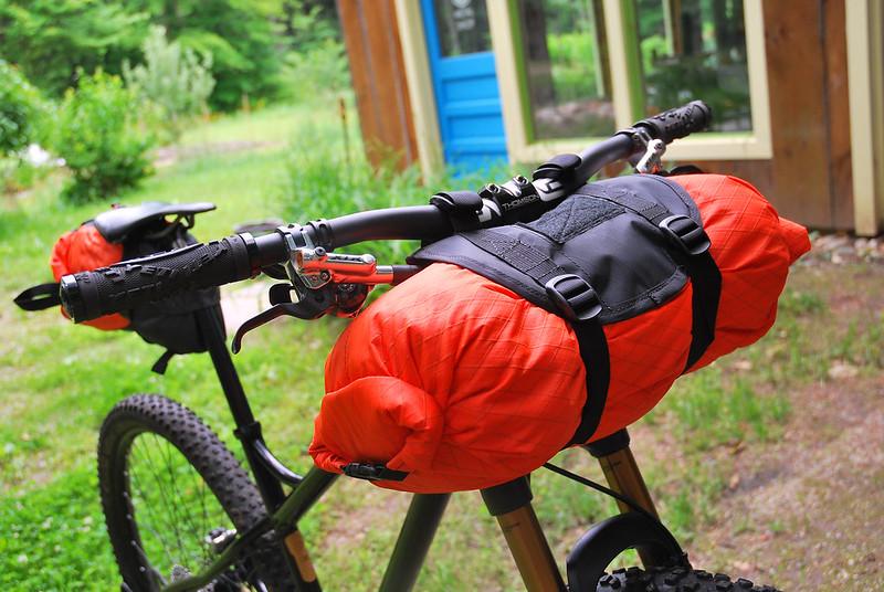 New sling setup