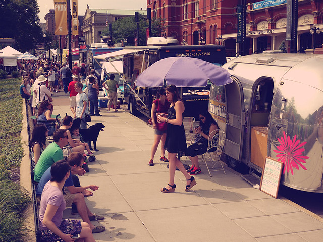 The City Flea June edition