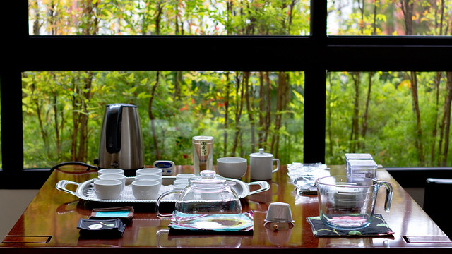 Workshop de Chás Gourmet by Yuri Hayashi, on Flickr