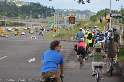 I-205 Path Ride - Pedalpalooza-23