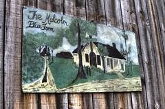 Road Trip - Malcom Blue Farm