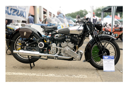Brough Superior SS80 1933 by Michel 67
