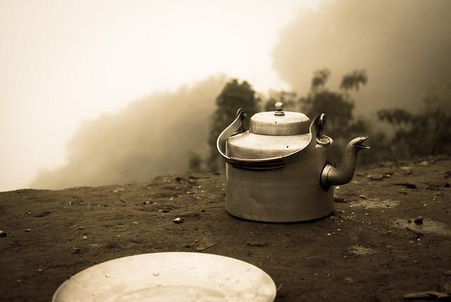 High Tea Kettle