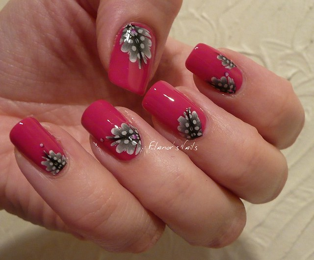feather nail decals 4
