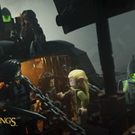 LEGO Lord of the Rings Pirate Ship Ambush (79008)