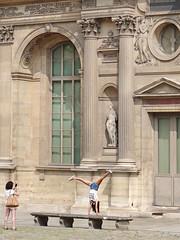 L'été à Paris