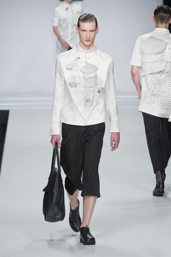 SS14 Milan Ji Wenbo039(fashionising.com)