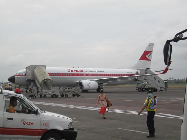 Самолеты компании Garuda