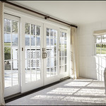French Gliding Patio Doors. Classic Beauty and Sleek Design.