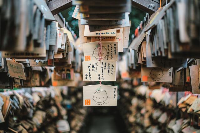 氷川神社。
