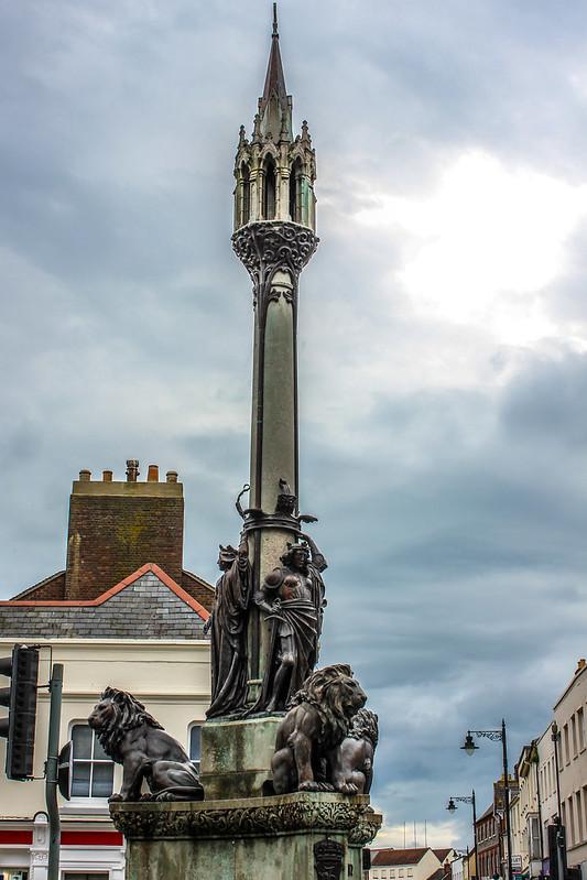 Newport en la Isla de Wight