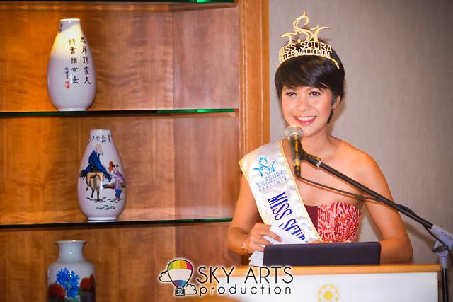 Miss Scuba Malaysia 2013 PC @ Prince Hotel KL