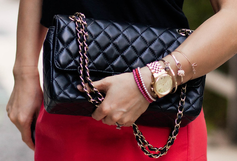 coral, leopard, nude #streetstyle