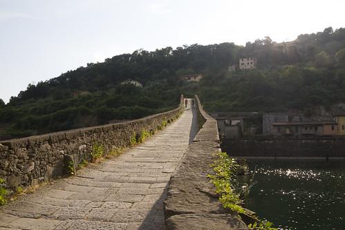Ponte del Diavolo (Ponte della Maddalena, Borgo a Mozzano)