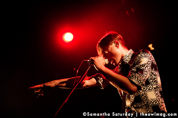 Franz Ferdinand @ Echoplex, LA 7/30/13