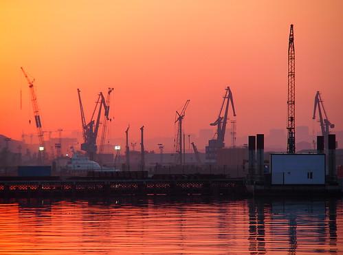 docks sunrise boulevard baku azerbaijan promenade baki aserbaidschan bulvar aserbajdsjan pregamewinner