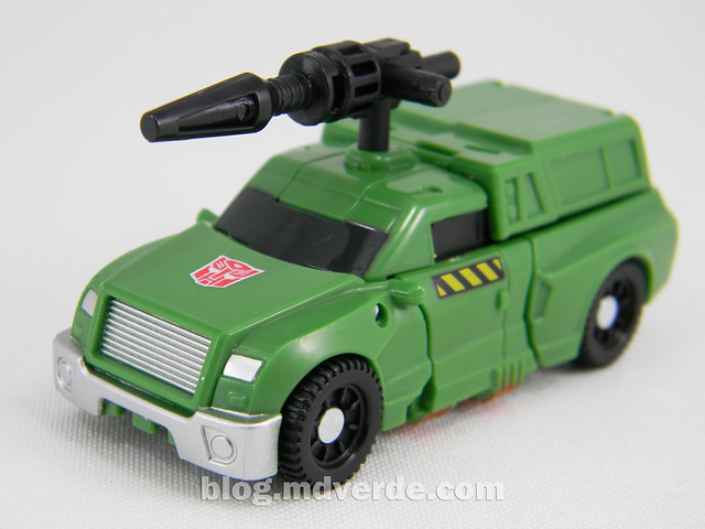 Transformers Hoist Legends - Generations GDO - modo alterno