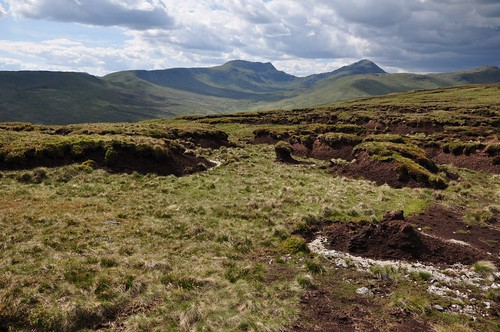 Distant Stuc a' Chroin and Ben Vorlich