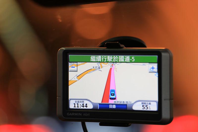 繼續行駛於國道5