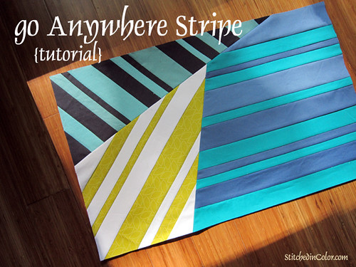 go Anywhere Stripe {tutorial}