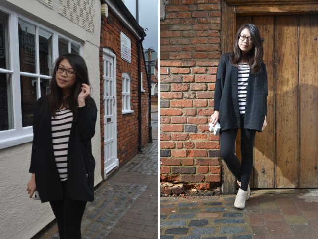 Daisybutter - UK Style and Fashion Blog: what i wore, ootd, british style, uk fashion blog, river island jackets, simple outfits