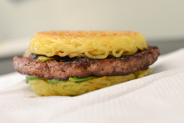 9703648281 a9811cbacb z Ramen Burger (Los Angeles, CA)