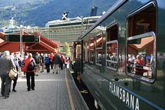 cable car(0.0), tram(0.0), locomotive(0.0), train station(1.0), metropolitan area(1.0), passenger(1.0), vehicle(1.0), train(1.0), transport(1.0), rail transport(1.0), public transport(1.0), rolling stock(1.0), land vehicle(1.0),