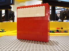 Lego fire alarms