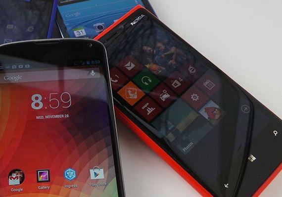 Телефоны Nokia Android
