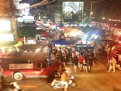 Street markets of Thailand