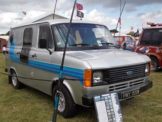 1980 Ford Transit Mk. II street van