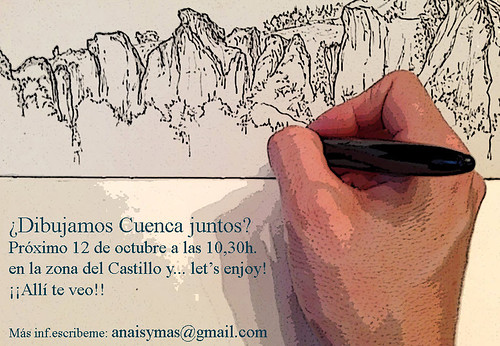 Sketchcrawl-Cuenca-12oct13
