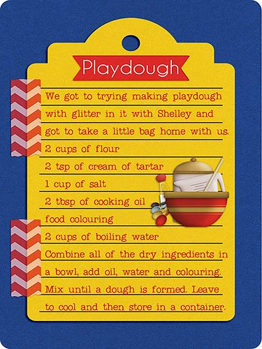 Playdough by Lukasmummy
