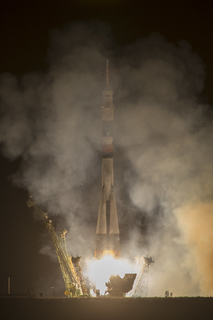Expedition 37 Launch (201309260002HQ)
