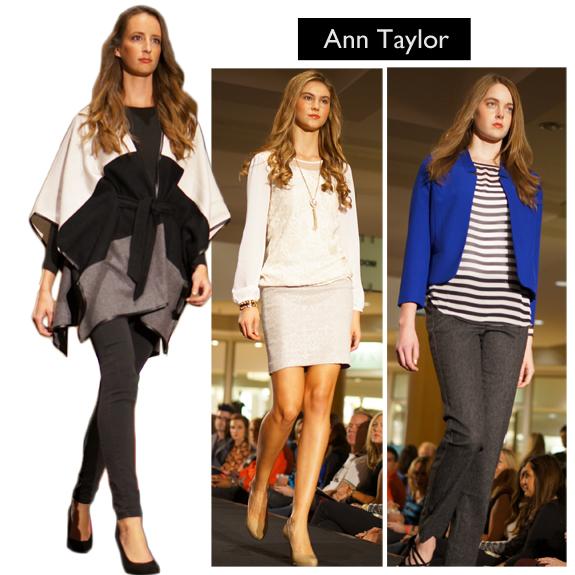 Saint Louis Fashion Week, Indulge at Plaza Frontenac, Ann Taylor c
