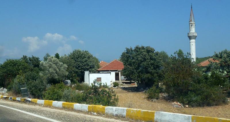 Turquie - jour 17 - Route de Patara à Antalya et Mont Chimère - 02