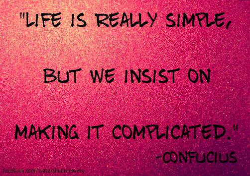 ConfuciusLifeQuote  Flickr  Photo Sharing!
