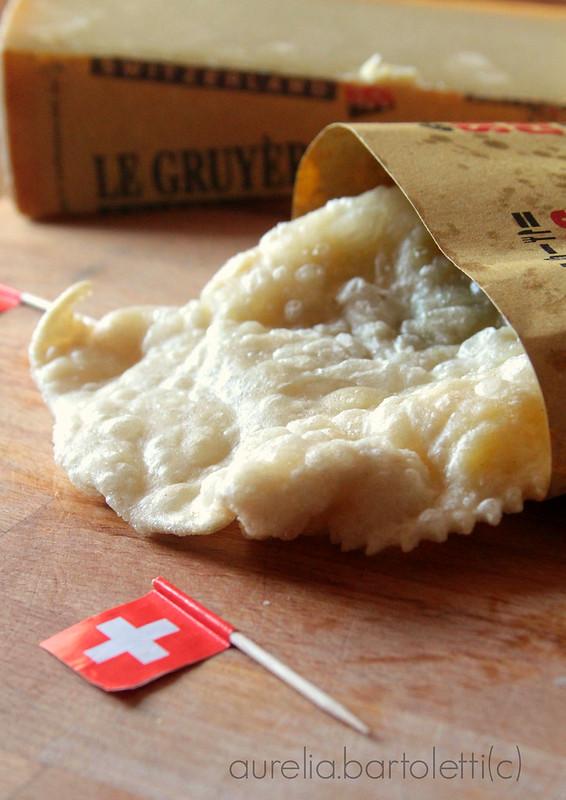 Pastel Formaggi Svizzeri Swiss Cheese Parade