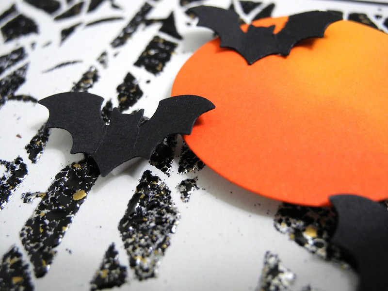 Halloween Greetings (detail)