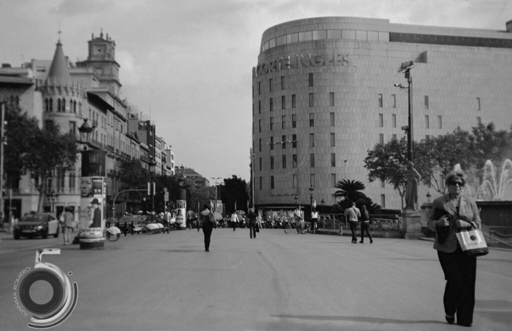 La Barcelona del siglo XX