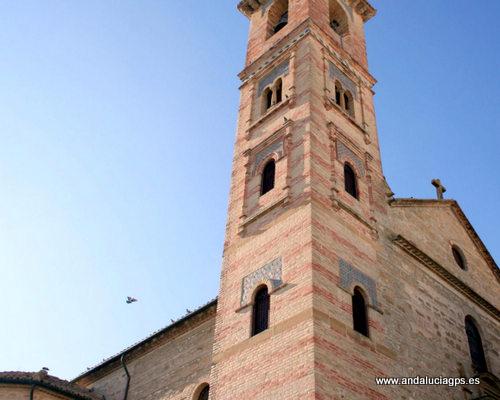 Jaén - Arjona - Iglesia de San Martín - 37 56' 3 -4 3' 24