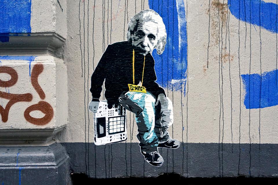 Street Art Kunst Musik