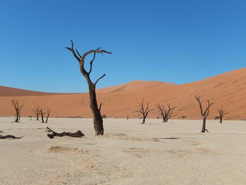 Namibië, Sossusvlei